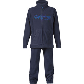 Bergans Smådøl Set d'autocollants Enfant, navy/athens blue